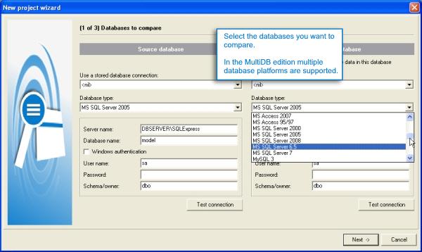 Windows 7 Datanamic DataDiff MultiDB 2011.04 full