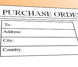 po orders