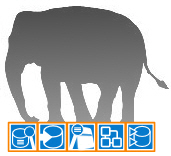 postgresql tools to generate data, design databases and to synchronize data and schemas